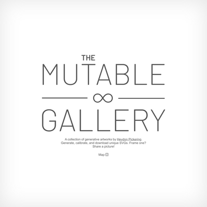 Entrance   Mutable Gallery