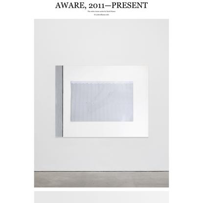 AWARE, 2011—Present