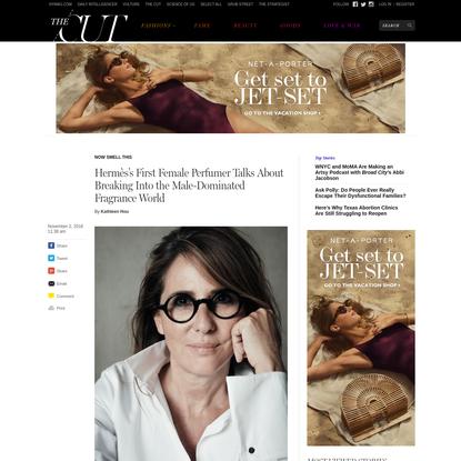 Christine Nagel / The Cut