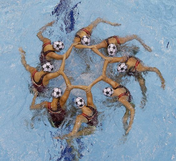 Canada's synchronised swimming team.jpg