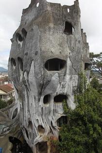 House in Dalat, Vietnam