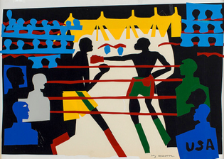 STIG CLAESSON (SLAS) Boxing