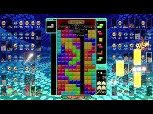 [Tetris 99] 51 KO game