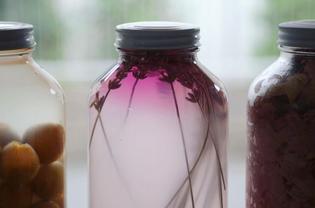 Taro Shop, Lavender Yeast Water