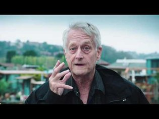"""Ted Nelson in Herzog's """"Lo and Behold"""""""