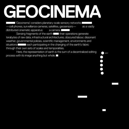 Geocinema