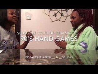 90's hands games !!!!!