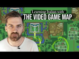 The Fastest Way to Learn a New Language: The Video Game Map Theory