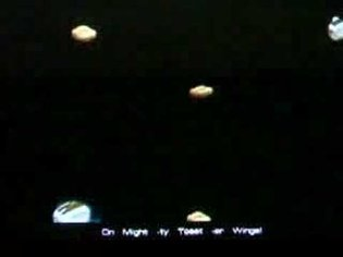 Flying Toasters - original After Dark Screensaver from Mac