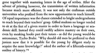 medieval self-directed learning