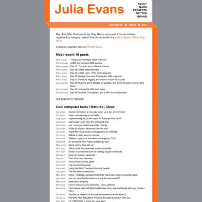 Julia Evans
