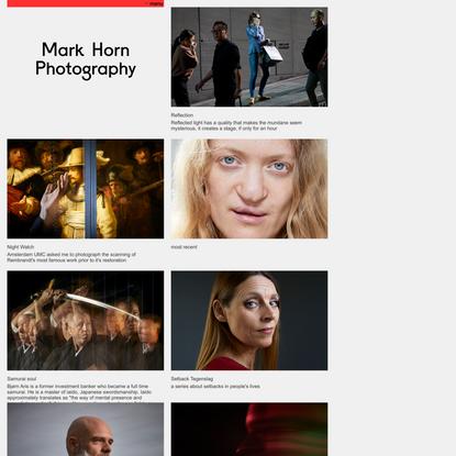 Mark Horn Photography –