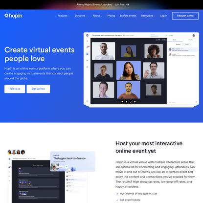 Create Events People Love