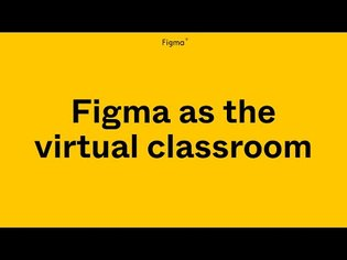 In the File: Figma as the virtual classroom
