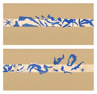 Matisse, Swimming Pool