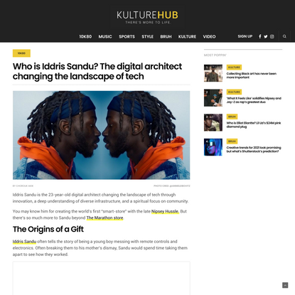 Who is Iddris Sandu? The digital architect changing the landscape of tech