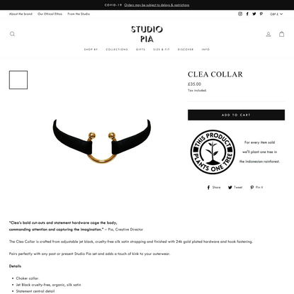 Clea Collar