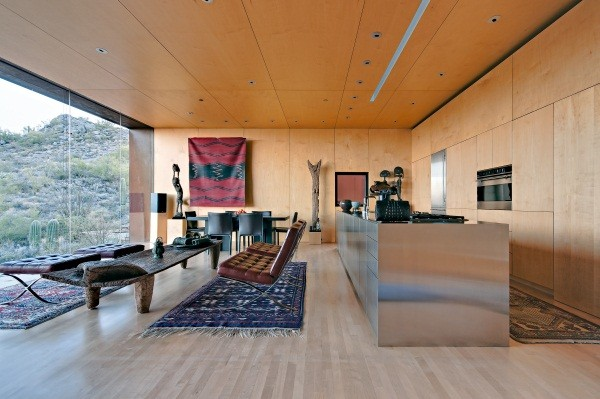Rick Joy / Desert Nomad House
