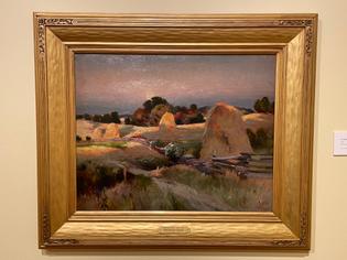 Sunset on the farm - Mathias Alten