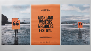 2011 Auckland Writers & Readers Festival (designed by Alt Group)