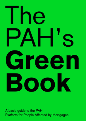 Platform for People Affected by Mortgage Green Book