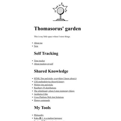 Home - Thomasorus