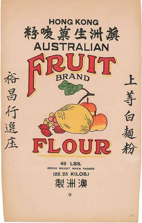 Australian export wheat flour (Hong Kong Fruit)