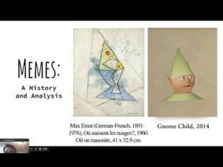 Memes: A Microcosm of Art History (Part 1 - History & Theory of Memetics)