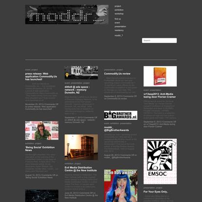 moddr_   avant creative-industrial complex / a.k.a. your unfriendly neighbourhood medialab
