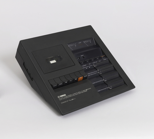 NATURAL SOUND STEREO CASSETTE DECK TC-800D AUDIO TAPE PLAYER