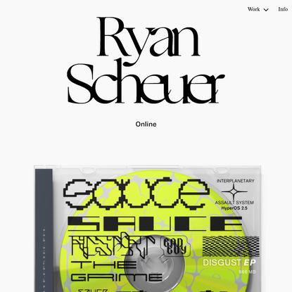Ryan Scheuer