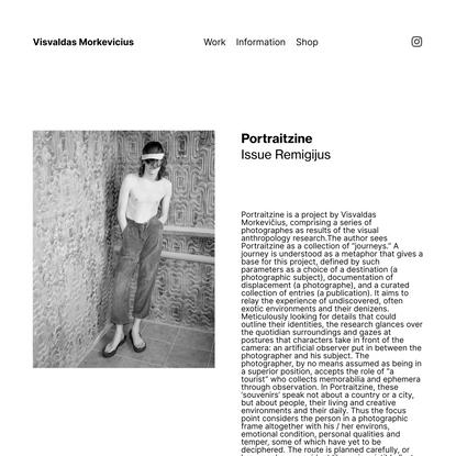 Remigijus — Visvaldas Morkevicius