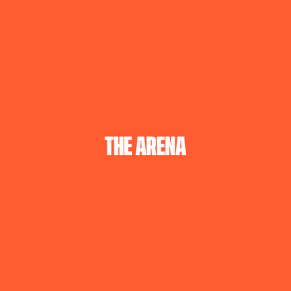 The Arena - Creative community and platform