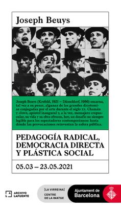 Pedagogía radical, democracia directa y plástica social