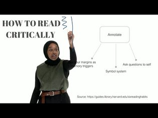 How I Got a FIRST in Every Essay | Critical Reading & Writing Technique From Harvard University