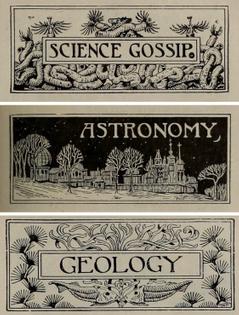 Science Gossip 1900
