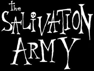 THE SALiVATION ARMY (Scott Treleaven, 2002)