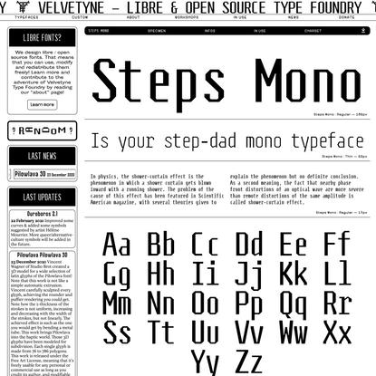 Steps Mono