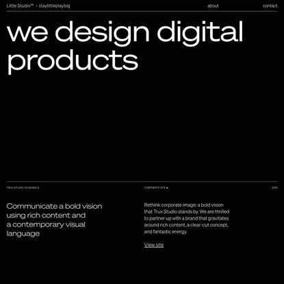 Little Studio™・Digital Product Design – STAYLITTLEPLAYBIG