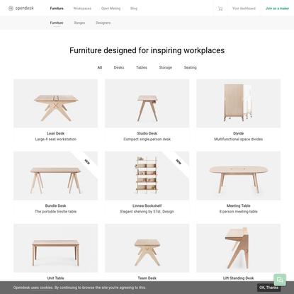 Opendesk - Furniture