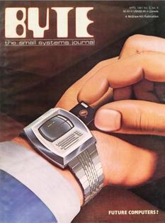 BYTE Magazine 1981 - Future Computers