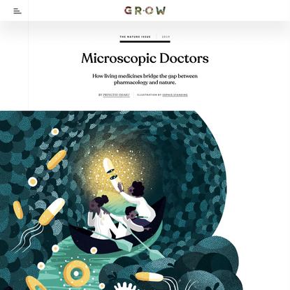 Microscopic Doctors