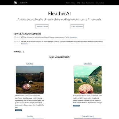 Eleuther AI