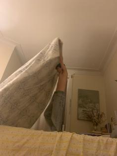 il faut faire le lit