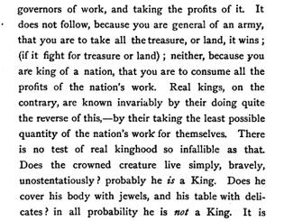 Ruskin, Traffic, p.92
