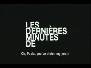 In the Darkness of Time by JEAN-LUC GODARD