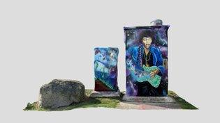 Jimmy Hendrix Electrical Box