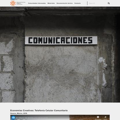 Telecomunicaciones Indígenas Comunitarias (TIC A.C.)