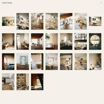 Interiors — Justin Chung