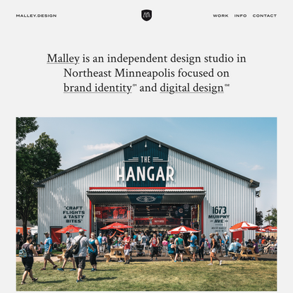 Malley Design | Minneapolis Graphic Design | Tell Us About Your Project